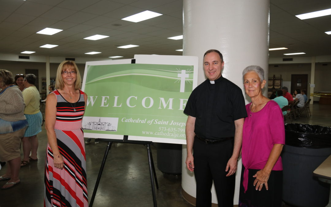 Welcome Reception for Fr. Louis Nelen